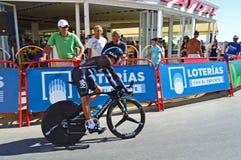 Team Sky Peter Kennaugh Stock Image