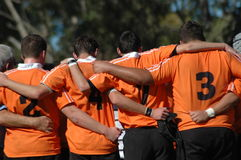 Team Spirit Royalty Free Stock Photo