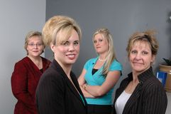 Team-Spiritus Stockfotografie