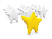 Team of stars Royalty Free Stock Photos