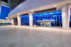 Team Store at Marlins Park stock images