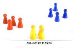 Team Success Royalty Free Stock Image