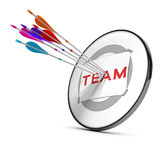Team Success Royalty Free Stock Image