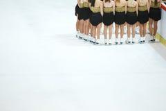 Team Sweden Two ben Royaltyfria Bilder