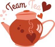 Team Tea Royalty Free Stock Photography