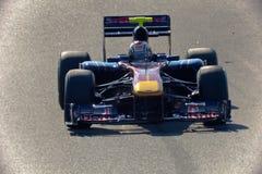 Team Toro Rosso F1, Jaime Alguersuari, 2011 Stock Images