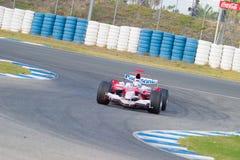 Team Toyota F1, Olivier Panis, 2006 Stock Photos