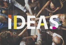 Team Unity Friends Meeting Partnership-Concept royalty-vrije stock foto's