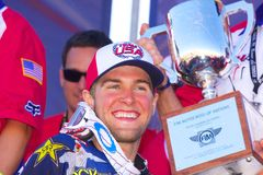 Team USA Motocross of Nations Royalty Free Stock Photography