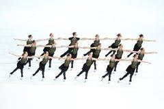 Team USA zwei Stockfotografie