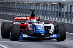 Team USAA1 GP-Auto Lizenzfreies Stockfoto