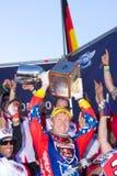 Team USAMotocross von Nationen Lizenzfreies Stockbild