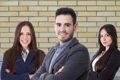 Team van directeuren Stock Foto