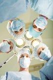 Team van medisch personeel Stock Foto's
