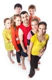 Team van mensen Stock Afbeelding