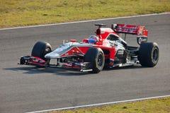 Team Virgin F1, Timo Glock, 2011 Stock Photo