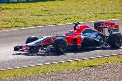 Team Virgin F1, Timo Glock, 2011 Stock Photos
