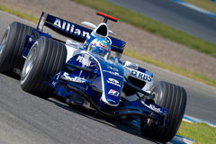 Team Williams F1, Alex Wurz, 2006 Royalty Free Stock Photo