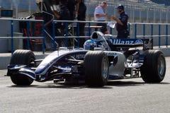 Team Williams F1, Alex Wurz, 2006 Stock Images
