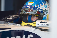 Team Williams F1, Alex Wurz, 2006 Royalty Free Stock Image