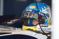 Team Williams F1, Alex Wurz, 2006 Stock Photography