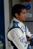 Team Williams F1, Narain Karthikeyan, 2006 Royalty Free Stock Image