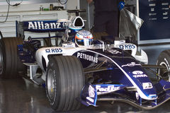 Team Williams F1, Narain Karthikeyan, 2006 Stock Photo