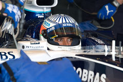 Team Williams F1, Narain Karthikeyan, 2006 Stock Images