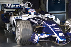 Team Williams F1, Narain Karthikeyan, 2006 Stock Photos