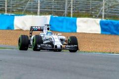 Team Williams Martini Racings F1, Felipe Massa, 2015 stockfoto