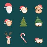 Team winter holiday Royalty Free Stock Photo