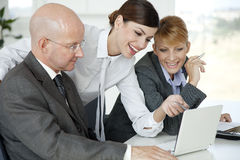 Team work Stock Photography