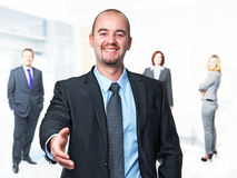 Team work Royalty Free Stock Photography