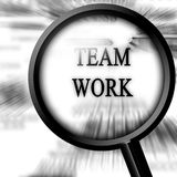 Team work Royalty Free Stock Image