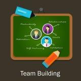 Team work building human resource recruitment Stock Photography
