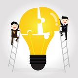 Team work Royalty Free Stock Images