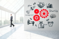 Team work concept Royalty Free Stock Images