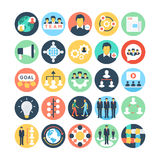 Team Work and Organization Vector Icons 2. Set of teamwork, organization icons that are great for presentations, web design, web apps, mobile applications or any royalty free stock images