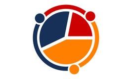 Team Work Solutions Photographie stock libre de droits