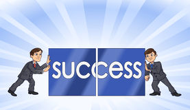 Team work 3 Royalty Free Stock Images