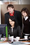 Team work2 Stock Photography
