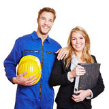 Team of worker and business people Stock Photography