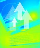 Team Works Arrows Stock Photos