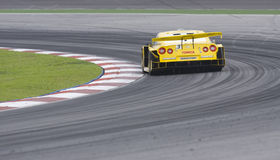 Team Yellowhat YMS Tomica GT-R stockbilder