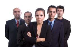 Teamarbeit lizenzfreie stockfotos