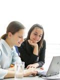 Teamarbeit Lizenzfreie Stockfotografie