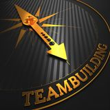 Teambuilding. Business Background. Stock Photography