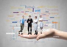 Teamkonzept Lizenzfreie Stockfotos