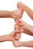 Teamkonzept Lizenzfreies Stockfoto
