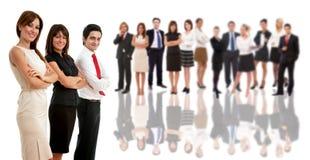 Teamleiter Lizenzfreie Stockfotos